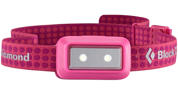 Black Diamond Wiz Headlamp Kids Coral Pink